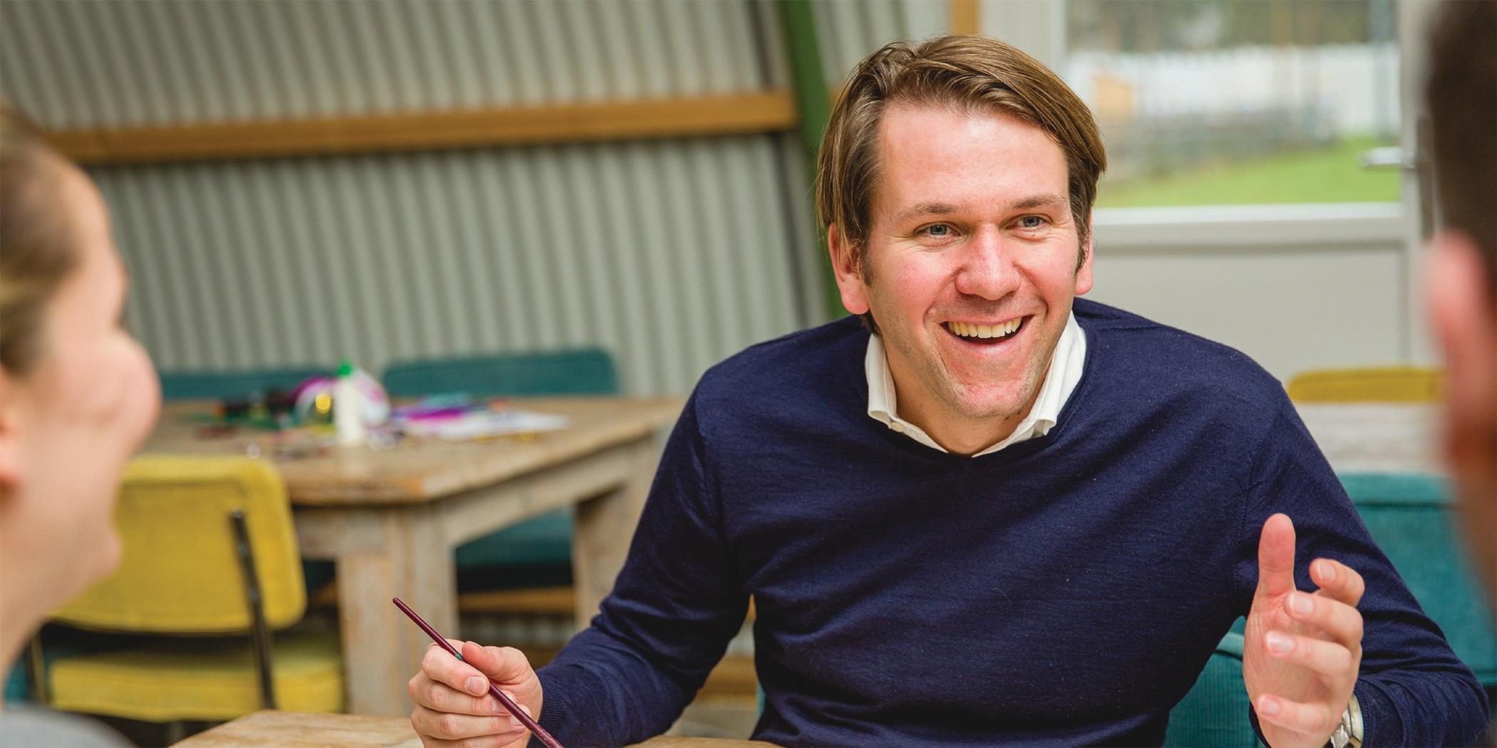Daniel Zomerkamp Amsterdam