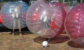 Bubble Football Children's Party