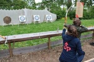 Learn archery amsterdam